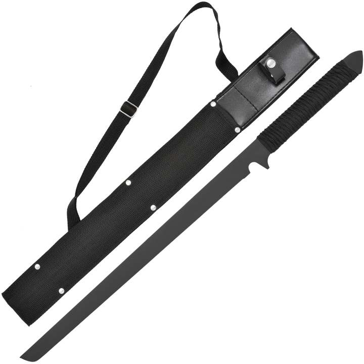 Rückentrage-Schwert Abb. Nr. 1