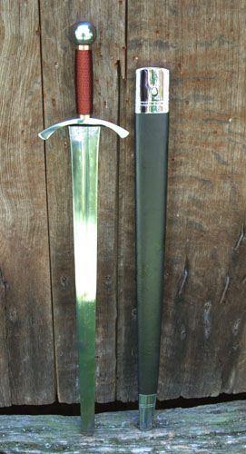 Kurzschwert Schaukampfschwert Bogenschütze Abb. Nr. 1