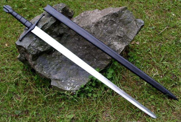 Bild Nr. 6 Crecy War Schaukampfschwert