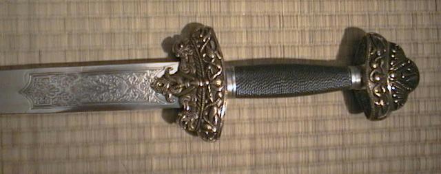 Bild Nr. 3 Dybek - Wikingerschwert