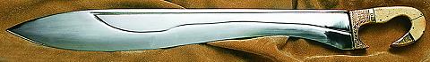 Falcata Schwert der Antike