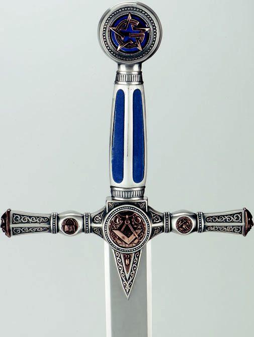 Bild Nr. 2 Freimaurer Schwert