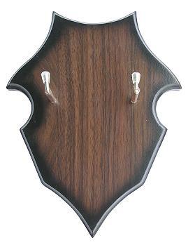 Holzwandplatte Abb. Nr. 1