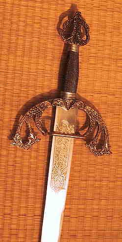 Bild Nr. 2 Königsschwert El CID