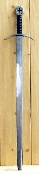 Kreuzritter Schaukampfschwert St.Georg Abb. Nr. 1