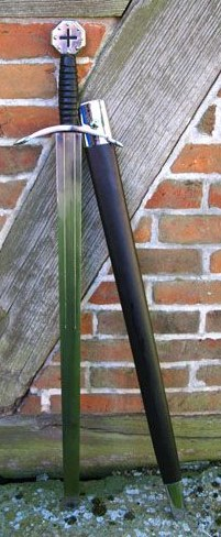 Bild Nr. 2 Kreuzritter Schaukampfschwert