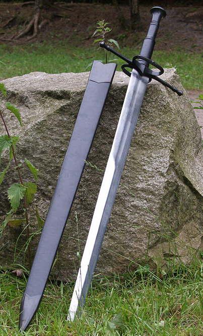 Bild Nr. 3 Landsknecht Schaukampfschwert