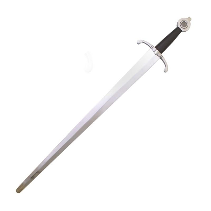 Bild Nr. 2 Schaukampfschwert mit Schwertgehänge