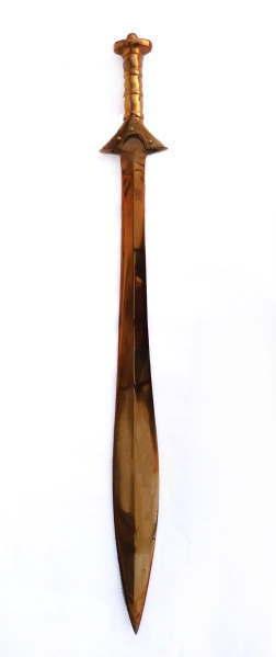 Keltisches Bronzeschwert Abb. Nr. 2