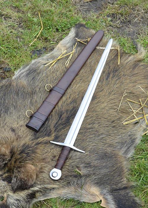 Schwert Sir William Marshal mit Scheide