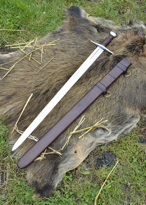 Bild Nr. 2 Schwert Sir William Marshal mit Scheide
