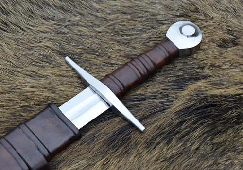 Bild Nr. 3 Schwert Sir William Marshal mit Scheide