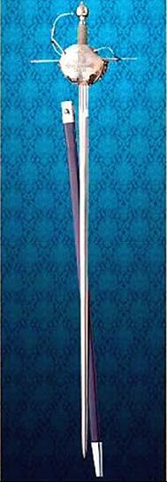Musketier-Degen Abb. Nr. 4
