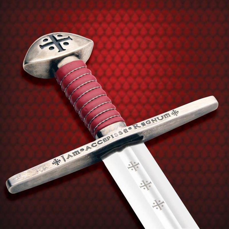 Bild Nr. 2 Schwert Wilhelm der Eroberer