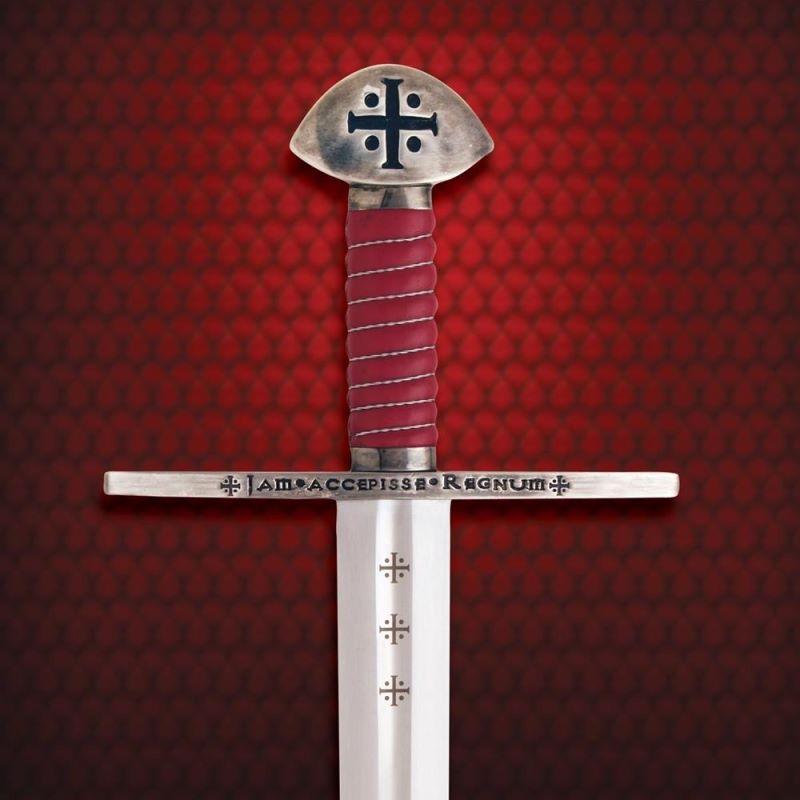 Bild Nr. 4 Schwert Wilhelm der Eroberer