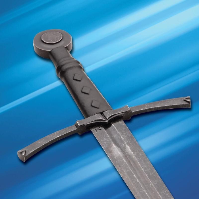 Eineinhalbhänder scharfes Schlachtenschwert Abb. Nr. 6