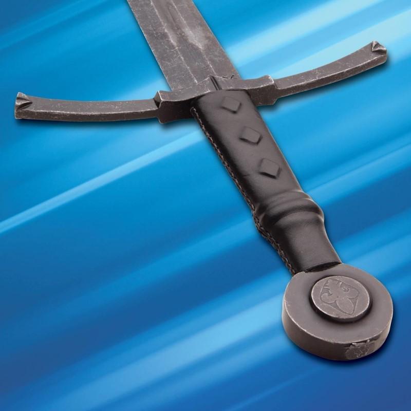 Eineinhalbhänder scharfes Schlachtenschwert Abb. Nr. 7