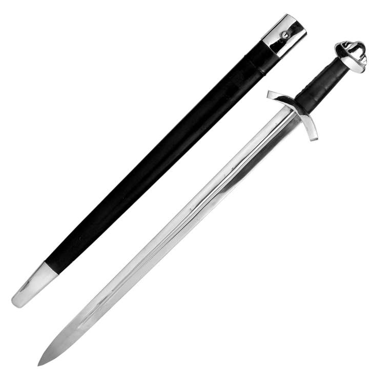 Wikinger-Schwert mit Scheide Abb. Nr. 1