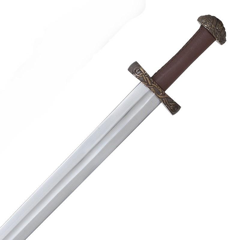 Bild Nr. 2 Wikingerschwert mit Scheide und Schwertgurt