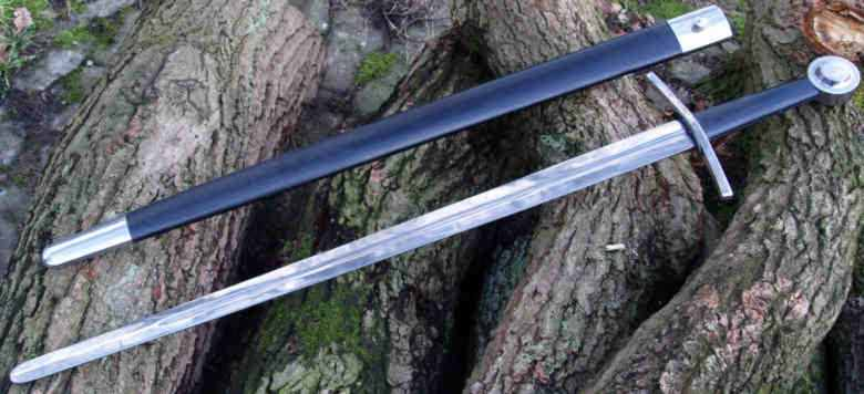 Bild Nr. 2 Mittelalter Ritter Schaukampfschwert