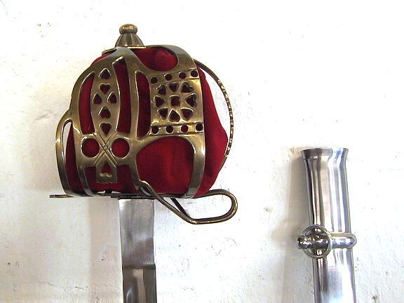 Bild Nr. 4 Schaukampf Basket Hilt