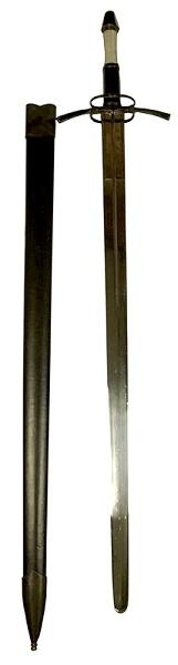 Schaukampfschwert Bidenhänder 15 Jh Abb. Nr. 1