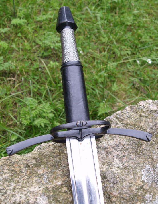 Schaukampfschwert Bidenhänder 15 Jh Abb. Nr. 4