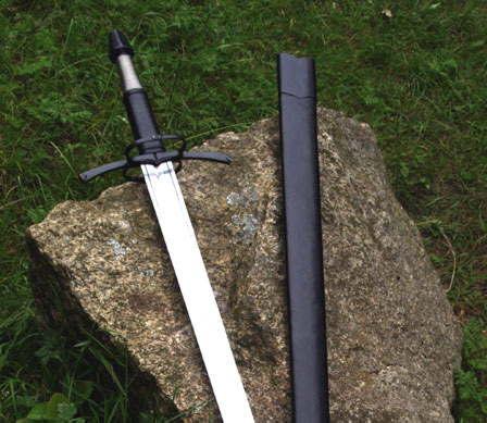 Schaukampfschwert Bidenhänder 15 Jh Abb. Nr. 5