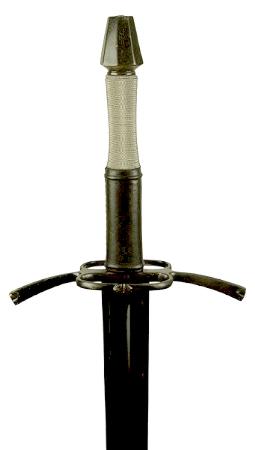 Bild Nr. 6 Schaukampfschwert 15 Jh