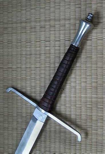 Bild Nr. 2 Schaukampfschwert Mittelalter - Eineinhalbhänder