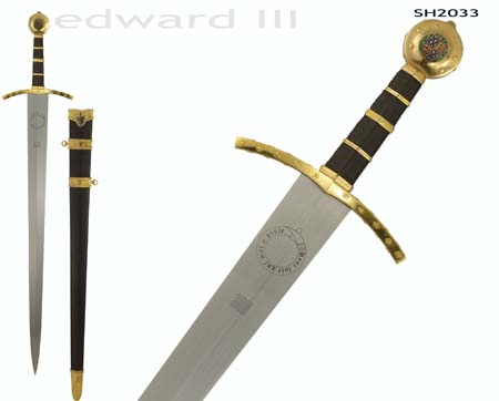 Schwert Edward III Hanwei