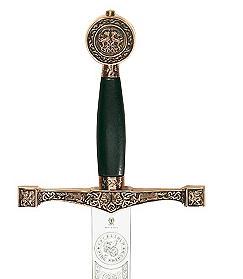 Bild Nr. 3 Schwert Excalibur, das Schwert König Arthur