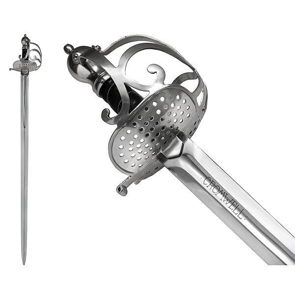 Schwert des Oliver Cromwell Abb. Nr. 1