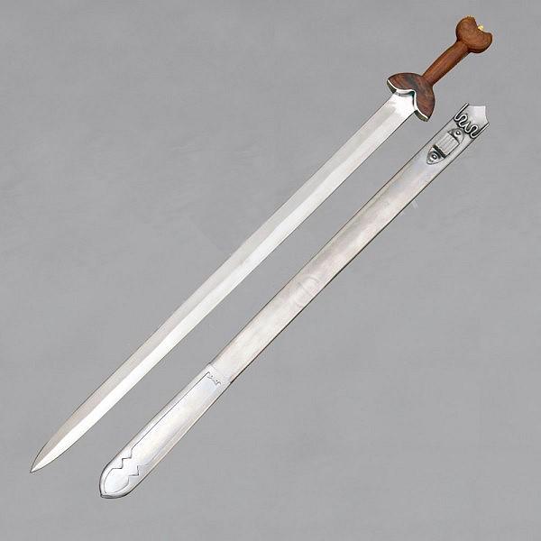 Bild Nr. 3 Keltenschwert