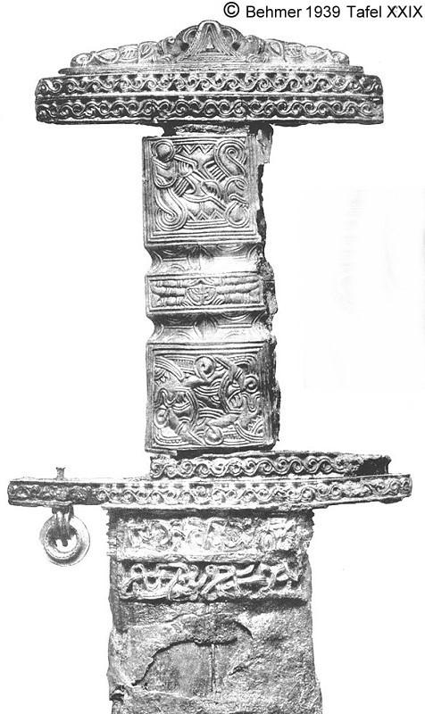Snartemo Schwert Replik Oslo Abb. Nr. 2
