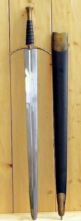 Bild Nr. 3 Söldnerschwert Schaukampfschwert