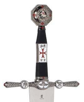 Bild Nr. 2 Templer-Breitschwert