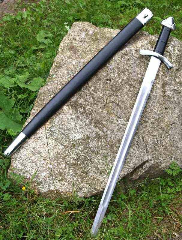 Bild Nr. 5 Wikinger Schaukampfschwert