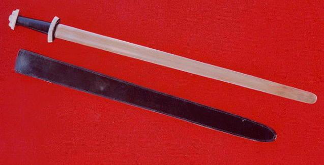 Bild Nr. 2 Wikinger Schaukampfschwert mit Scheide
