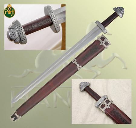 Wikingerschwert Trondheim von Hanwei Abb. Nr. 1