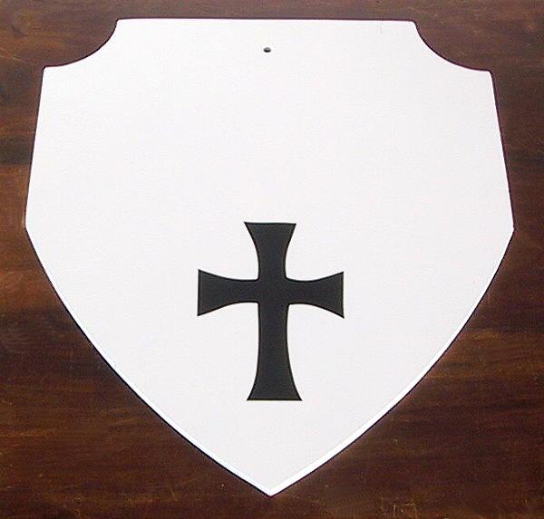 Schwertständer Ritterorden ein Schwert