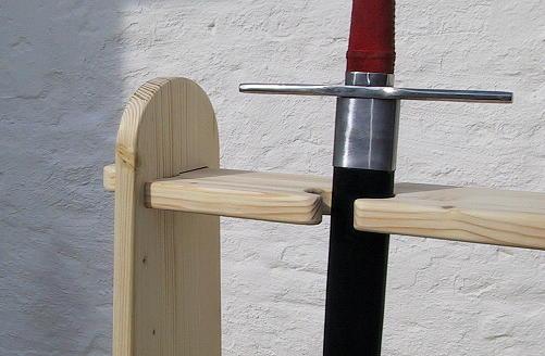 Waffenständer Schwerter Langwaffen Abb. Nr. 4