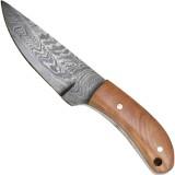 Messer Mittelalter Damastmesser