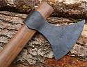 Stangenwaffen Wikinger-Axt