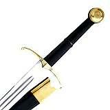 Schwerter Schaukampf-Bidenhänder mit Scheide