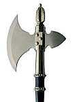 Stangenwaffen Gothische Kriegsaxt