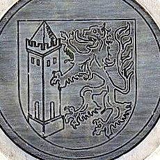 Gravuren Knauf Wappen-Gravur