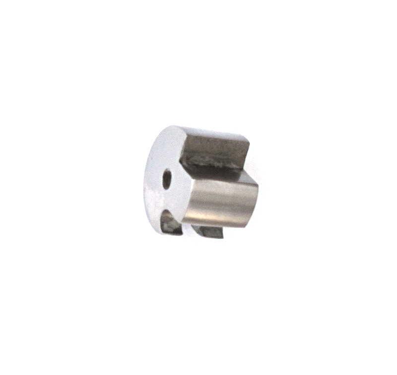 Stahl-Nuss für Mitttelalter-Armbrust Abb. Nr. 1