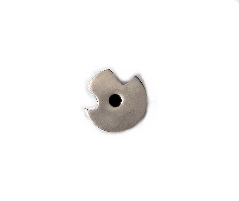 Stahl-Nuss für Mitttelalter-Armbrust Abb. Nr. 2