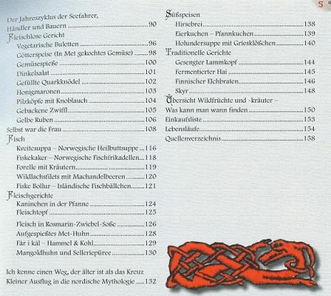 Bild Nr. 3 Das Wikinger-Kochbuch